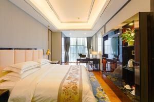 China Show Intertional Hotel, Szállodák  Kanton - big - 13