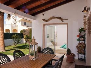 Amfora Air, Holiday homes  Sant Pere Pescador - big - 34