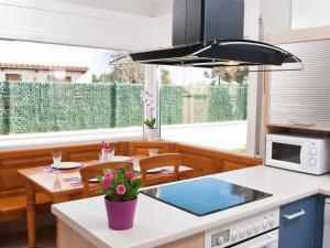 Amfora Air, Holiday homes  Sant Pere Pescador - big - 10