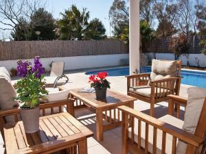 Amfora Air, Holiday homes  Sant Pere Pescador - big - 22
