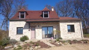 Les Bernardoux, Holiday homes  Marnac - big - 3