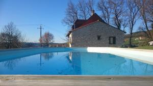 Les Bernardoux, Holiday homes  Marnac - big - 15