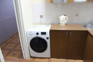 Euro Hostel on 225 Khussainov St.
