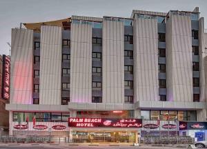 Palm Beach Hotel, Отели  Дубай - big - 21