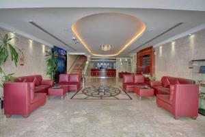 Palm Beach Hotel, Отели  Дубай - big - 22