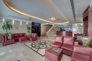 Palm Beach Hotel, Отели  Дубай - big - 20