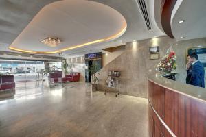 Palm Beach Hotel, Отели  Дубай - big - 23