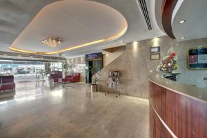Palm Beach Hotel, Отели  Дубай - big - 14