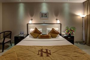 Palm Beach Hotel, Отели  Дубай - big - 10