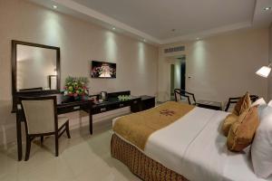 Palm Beach Hotel, Отели  Дубай - big - 9