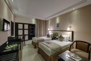 Palm Beach Hotel, Отели  Дубай - big - 4