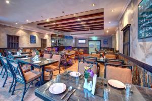 Palm Beach Hotel, Отели  Дубай - big - 36