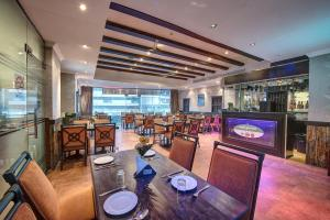 Palm Beach Hotel, Отели  Дубай - big - 15