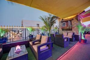 Palm Beach Hotel, Отели  Дубай - big - 24