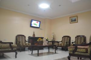 Hotel Betania, Hotely  Zamora - big - 12