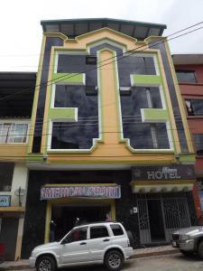 Hotel Betania, Hotely  Zamora - big - 13