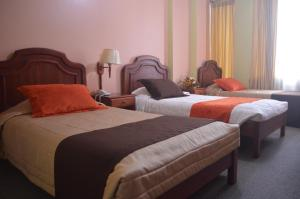 Hotel Betania, Hotel  Zamora - big - 2