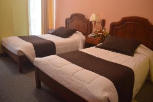 Hotel Betania, Hotely  Zamora - big - 5