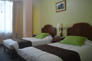 Hotel Betania, Hotel  Zamora - big - 3