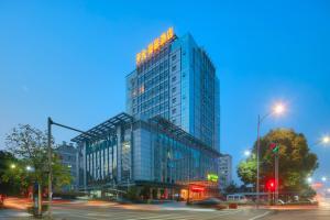 Cixi New Century ManJu Hotel