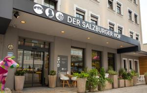 Hotel Der Salzburger Hof, Hotely  Salzburg - big - 50