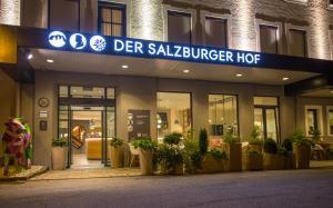 Hotel Der Salzburger Hof, Hotely  Salzburg - big - 56