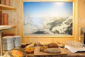 Ski in Ski out Hotel Unterellmau, Отели  Залбах - big - 25