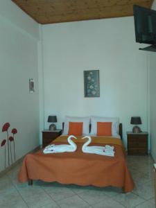 Gramvousa's Filoxenia Apartment, Apartments  Kissamos - big - 17
