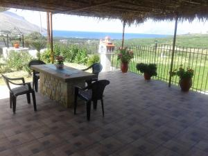Gramvousa's Filoxenia Apartment, Ferienwohnungen  Kissamos - big - 16