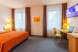 FFFZ Hotel Tagungshaus, Hotels  Düsseldorf - big - 5
