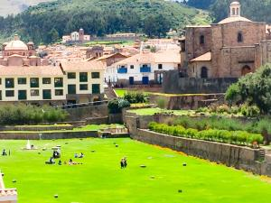 Lovely Apartment City Center, Apartmány  Cusco - big - 32