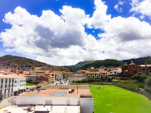 Lovely Apartment City Center, Apartmány  Cusco - big - 13