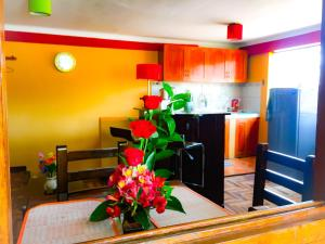 Lovely Apartment City Center, Apartmanok  Cuzco - big - 36
