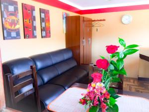Lovely Apartment City Center, Apartmány  Cusco - big - 20
