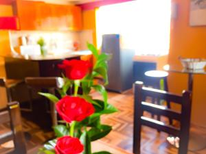 Lovely Apartment City Center, Apartmanok  Cuzco - big - 11