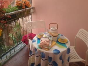 Nel Blu, Ferienwohnungen  Sestri Levante - big - 41