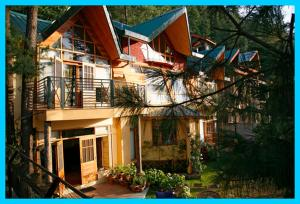 Forest hill villas, Villas  Shimla - big - 6