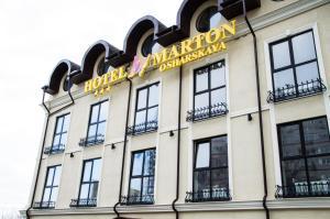 Нижний Новгород - Hotel Marton Osharskaya