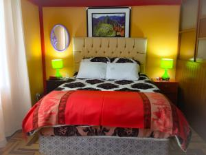 Lovely Apartment City Center, Apartmanok  Cuzco - big - 54