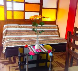 Lovely Apartment City Center, Apartmanok  Cuzco - big - 56