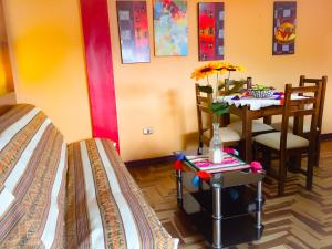 Lovely Apartment City Center, Apartmanok  Cuzco - big - 58