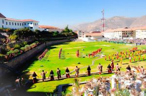 Lovely Apartment City Center, Apartmanok  Cuzco - big - 65