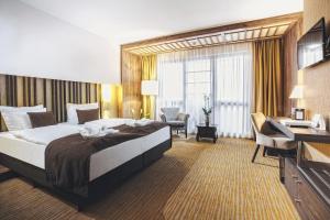 Caramell Premium Resort Superior, Hotely  Bük (Bükfürdö) - big - 12