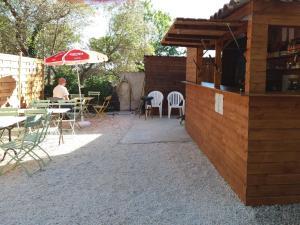 Camping l'Olivier Junas