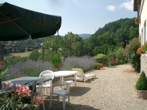 Chambre d'Hôte La Montagne Verte, Bed & Breakfasts  Labaroche - big - 12