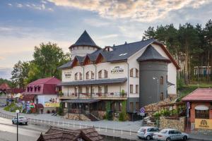 Бизнес-отель Россия - фото 20