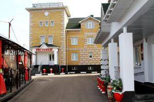 Отель Троя - фото 19