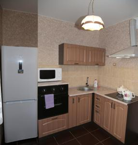 Apartment bulvar Lenina 3, Apartmány  Tolyatti - big - 10