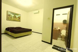 Cakra Homestay, Privatzimmer  Solo - big - 4