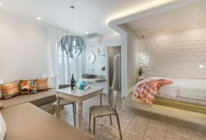 Spiros, Aparthotely  Naxos Chora - big - 74